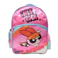 Powerpuff Girls Backpack Girl Rock