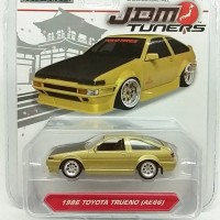 Jada JDM 1/64 - 1986 Toyota Trueno (AE86)-gold