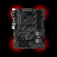 MSI B350 TOMAHAWK AMD RYZEN MAINBOARD