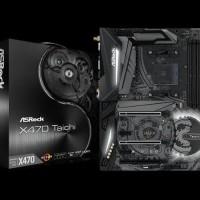 ASRock X470 Taichi - AM4- AMD Promontory X470- DDR4 - USB3.1- SATA3