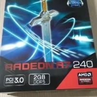 VGA Card HIS Ati Radeon R7 240, 2 GB DDR5 128 bit PCI E