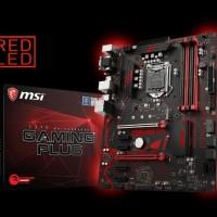 Motherboard MSI Z370 Gaming Plus LGA 1151 - ATX Intel Motherboard