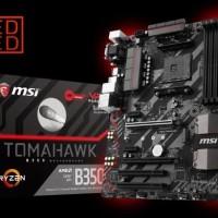 MSI B350 Tomahawk (AM4, AMD Promontory B350, DDR4, USB3.1, SATA3)