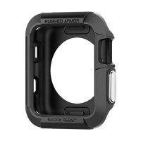 APPLE WATCH BUMPER CASE SHOCKPROOF RUGGED ARMOR FOR SERIES 1/2/3 42MM