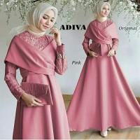 maxy adiva/maxy brukat/gamus/baju muslim/fashion hijab/bahan balotelli