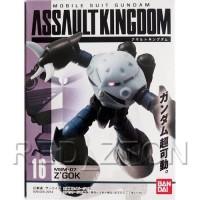 [Bandai] Assault Kingdom Gundam Z'Gok AK16
