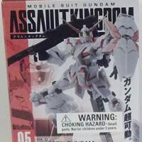 [Bandai] Assault Kingdom Gundam RX-0 Unicorn Gundam Destroy Mode AK05