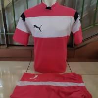promo stelan futsal puma/baju olahraga/jersey bola