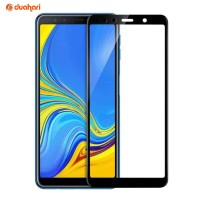 3D Tempered Glass Full Cover Samsung A9 (2018) Anti Gores Kaca 9H