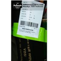 Kain Niqab Premium Kain Chifon Jetblack Sifon Jet Black Burj al Arab