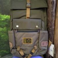 Eiger 1989 Roll Top Wanderdrift Laptop Backpack 25L - Brown