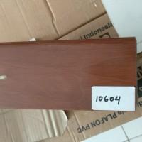 PLIN PVC 8cm Pengganti Plint Keramik dan Pengganti Plint Kayu