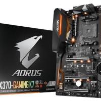 GIGABYTE AORUS GA-AX370-Gaming K7 AMD X370 AM4 DDR4 ATX Motherboard