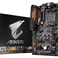 Gigabyte GA-AX370-Gaming K7 - AM4 - AMD Promontory X370 - DDR4 -