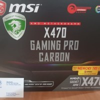 Promo - MSI X470 Gaming Pro Carbon AMD X470 AM4 DDR4 Support Pannicle
