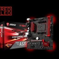Jual MSI A320M Gaming Pro AM4 AMD Promontory A320 DDR4 USB3 1