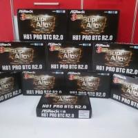 AsRock INTEL Motherboard H81 Pro BTC R2.0 Super Alloy
