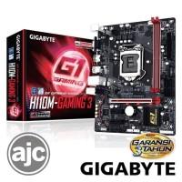 GIGABYTE GA-H110M-GAMING 3 - Intel H110 Chipset