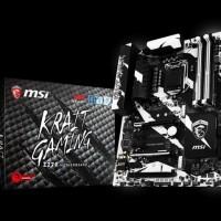 Super Murah - MSI Motherboard Z370 Krait Gaming - Mobo Intel Coffelake