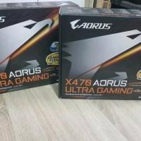 GIGABYTE X470 AORUS ULTRA GAMING - AMD X470 - AM4 - DDR4 - Pinnacle