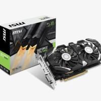 MSI GeForce GTX 1060 6GB DDR5 - 6GT OC V2