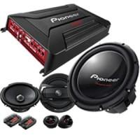 Paket Audio Mobil Pioneer Sound Sistem Mobil Original
