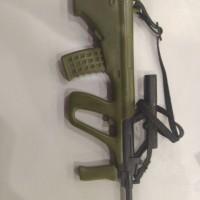 Skala 1/6 aug para Riffle Gun Action Figure