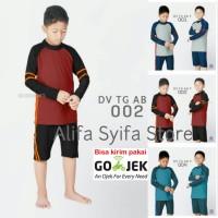 Baju Renang Anak Cowo SD Besar Atas Bawahan XXL
