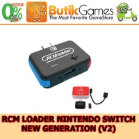 Dongle Switch CFW / RCM Loader Nintendo Switch V2