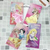 Angpao Imlek Princess Disney isi 6lbr ukuran 9x16.5cm