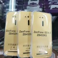 Asus Zenfone Go 4.5 ZB452KG Anti Crack Case Casing Back Silikon Soft