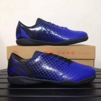 Sepatu Futsal Ortuseight Utopia IN Vortex - Blue/Black