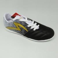 Sepatu futsal / putsal / footsal specs original Equinox black/white ne