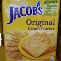 Biskuit Jacobs Jacob's kaleng original Cream Cracker 750 gr malaysia