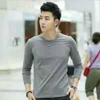baju kaos pria boyband terkenal EXO langka katun lembut adem nyaman