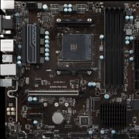 DX5 MSi B350M PRO VDH --SOKET AM4 - DDR4--