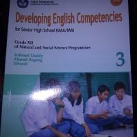 buku developing english competencies kls 3 smk penerbit bse
