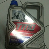 Oli mesin mobil Toyota TMO Biru 10W-40 4 Liter