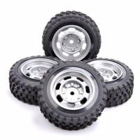 1pcs ban offroad rally hex 12mm rim RC 1/10 1/18 1/8 HSP wltoys XLH