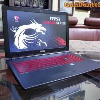 MSI No.1 Gaming Laptop GL62M i7 w/ GDDR5X 1060 Not ROG