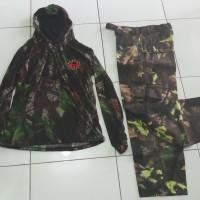 Baju dan Celana Loreng Camo Berburu (Medan Tactical Store)