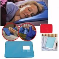 Cooler Pillow Pad   Bantal Dingin Sandaran Terapi & Bed Rest   Chillow
