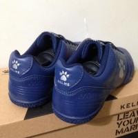 Branded Harga Nungsep Sepatu Futsal Kelme Power Grip Navy Silver