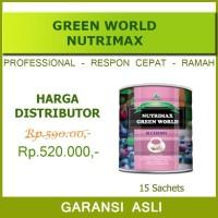 Nutrimax Green World/Obat Terapi Pecandu