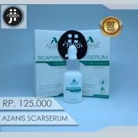 Azanis Scar Serum Obat Parut Bopeng Bekas Jerawat ORIGINAL