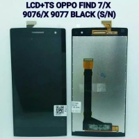 lcd touchscreen oppo find 7 original