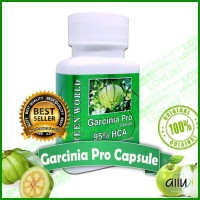 Garnicia Green World Herbal Pelangsing Aman Cepat Turun Berat Badan