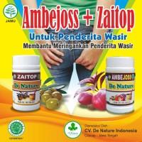 Obat Wasir Ambeien Dalam Ambejoss + Zaitop De Nature Asli 100%
