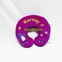 Bantal Leher Bantal Barney