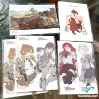 KRENZ Postcard set